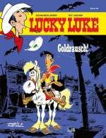 Lucky Luke - Goldrausch Cover