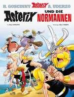 Asterix und die Normannen Cover