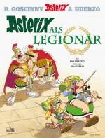 Asterix als Legionär Cover