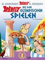 Asterix bei den Olympischen Spielen Cover