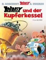 Asterix und der Kupferkessel Cover
