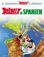 Asterix in Spanien Cover