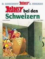 Asterix bei den Schweizern Cover