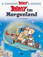 Asterix im Morgenland Cover