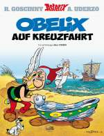 Obelix auf Kreuzfahrt Cover