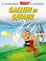 Gallien in Gefahr Cover