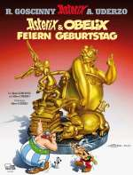 Asterix & Obelix feiern Geburtstag Cover