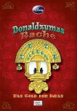 Donaldzumas Rache - Das Gold der Inkas Cover