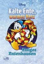 Kalte Ente, warmes Herz - eisiges Entenhausen Cover