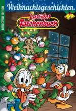 Lustiges Taschenbuch- Weihnachtsgeschichten Cover
