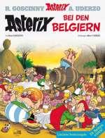 Asterix bei den Belgiern Cover