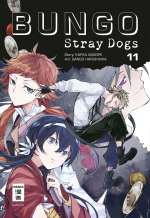 Bungo stray dogs (11) Cover