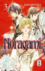 Noragami 3 Cover