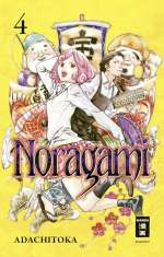 Noragami 4 Cover