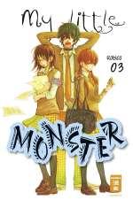 My little monster (3) Cover