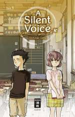 A silent voice Bd.1 Cover