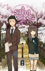 A silent voice Bd.2 Cover