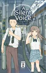 A silent voice Bd.3 Cover