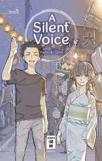 A silent voice Bd.5 Cover