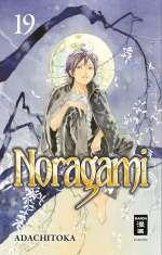 Noragami - 19 Cover