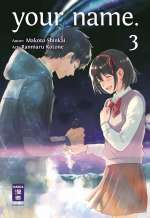 Your name. (3) Cover