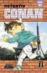 Detektiv Conan 93 Cover