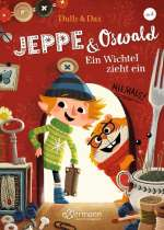 Jeppe & Oswald Cover