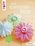 Bunte Butterbrottüten-Blüten Cover