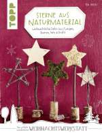 Sterne aus Naturmaterial Cover
