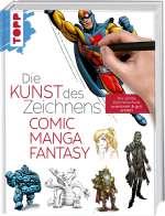 Die Kunst des Zeichnens - Comic, Manga, Fantasy Cover