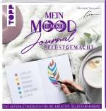 Mein Mood Tracker Journal selbstgemacht Cover
