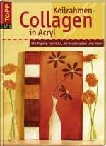 Keilrahmen-Collagen in Acryl Cover