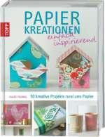 Papierkreationen einfach inspirierend Cover