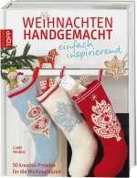 Weihnachten handgemacht Cover