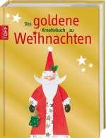 Das goldene Kreativbuch zu Weihnachten Cover
