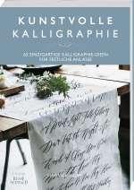 Kunstvolle Kalligraphie Cover