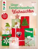Unser Familienbastelbuch Weihnachten Cover