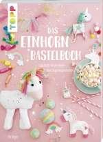 Das Einhorn Bastelbuch Cover
