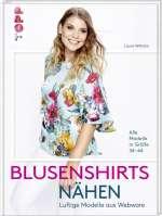 Blusenshirts nähen Cover