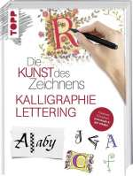 Kalligraphie ; Lettering Cover