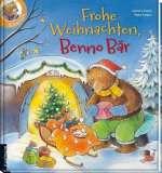 Frohe Weihnachten, Benno Bär Cover