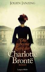 Die geheime Liebe der Charlotte Brontë Cover
