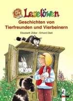 Leselöwen-Geschichten von Tierfreunden und Vierbeinern Cover