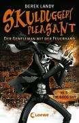 Skulduggery Pleasant (1) Der Gentleman mit der Feuerhand Cover
