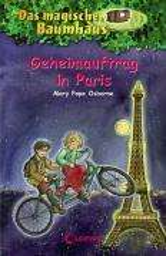 Geheimauftrag in Paris Cover