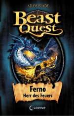 Ferno, Herr des Feuers Cover