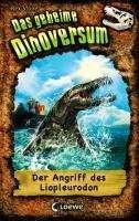 Der Angriff des Liopleurodon Cover