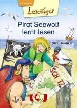 Pirat Seewolf lernt lesen Cover