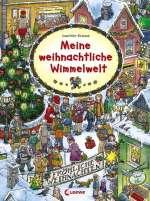 Meine weihnachtliche Wimmelwelt Cover
