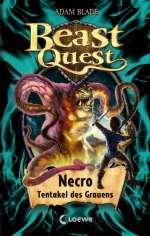 Necro, Tentakel des Grauens (19) Cover